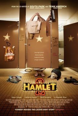 Постер фильма Гамлет 2 (2008)