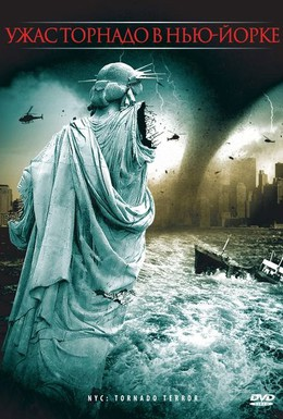 Постер фильма Ужас торнадо в Нью-Йорке (2008)