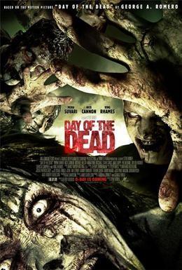 Постер фильма День мертвецов (2008)