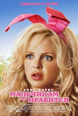Постер фильма Мальчикам это нравится (2008)