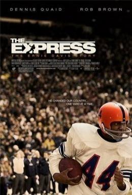 Постер фильма Экспресс: История легенды спорта Эрни Дэвиса (2008)