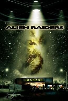 Постер фильма Чужеродное вторжение (2008)