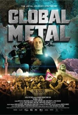 Постер фильма Глобальный метал (2008)