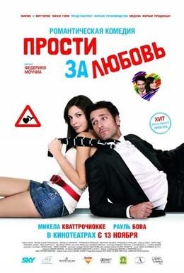 Постер фильма Прости за любовь (2008)
