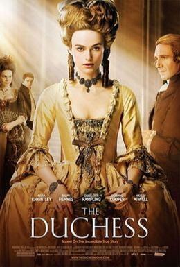 Постер фильма Герцогиня (2008)