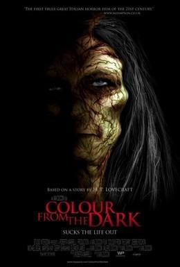 Постер фильма Цвет из тьмы (2008)