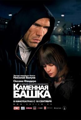 Постер фильма Каменная башка (2008)