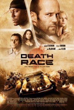 Постер фильма Смертельная гонка (2008)