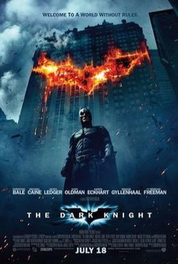 Постер фильма Темный рыцарь (2008)