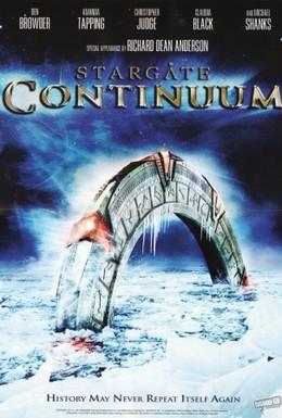 Постер фильма Звездные врата: Континуум (2008)