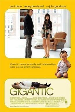 Постер фильма Гигантик (2008)