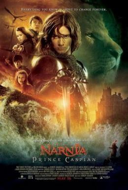 Постер фильма Хроники Нарнии: Принц Каспиан (2008)