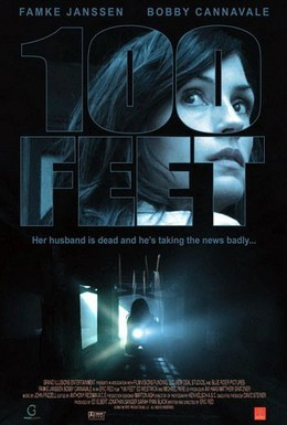 Постер фильма 100 футов (2008)