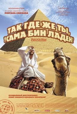 Постер фильма Так где же ты, Усама бин Ладен? (2008)