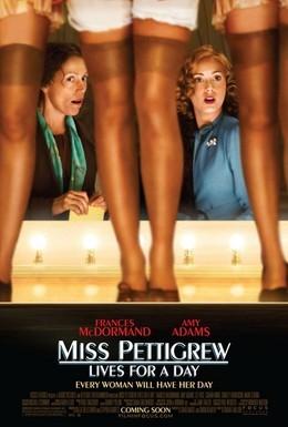 Постер фильма Мисс Петтигрю (2008)