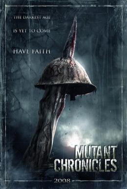 Постер фильма Хроники мутантов (2008)
