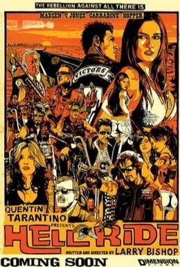 Постер фильма Адская поездка (2008)