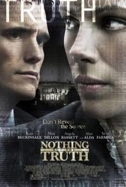 Постер фильма Ничего, кроме правды (2008)