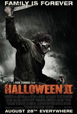 Постер фильма Хэллоуин 2 (2009)