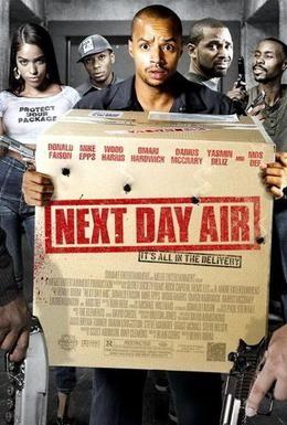 Постер фильма Доставка завтра авиапочтой (2009)