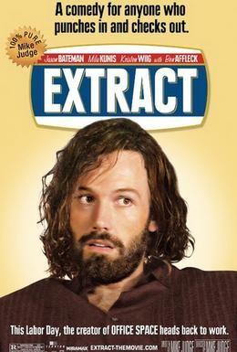 Постер фильма Экстракт (2009)