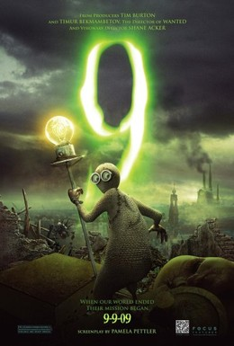 Постер фильма Девять (2009)