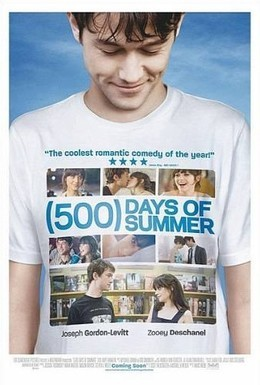 Постер фильма 500 дней лета (2009)