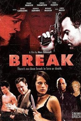 Постер фильма Брейк (2008)