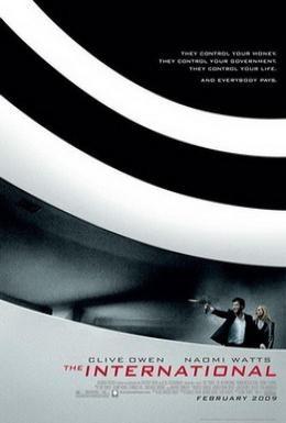Постер фильма Интернэшнл (2009)