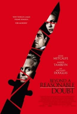 Постер фильма Разумное сомнение (2009)