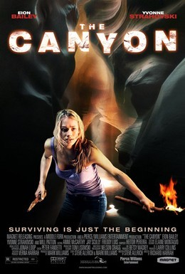 Постер фильма Каньон (2009)