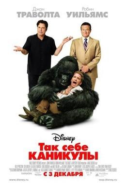 Постер фильма Так себе каникулы (2009)