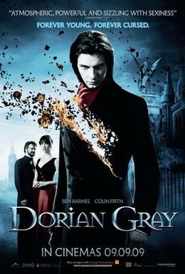 Постер фильма Дориан Грей (2009)