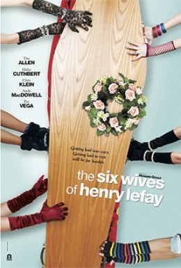 Постер фильма Шесть жён Генри Лефэя (2009)