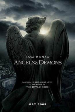 Постер фильма Ангелы и демоны (2009)