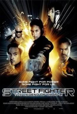 Постер фильма Уличный боец (2009)
