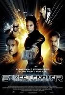 Уличный боец (2009)