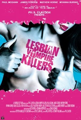 Постер фильма Убийцы вампирш-лесбиянок (2009)