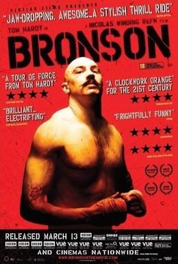 Постер фильма Бронсон (2008)