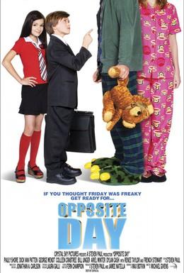 Постер фильма День наоборот (2009)