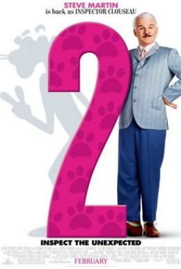 Постер фильма Розовая пантера 2 (2009)