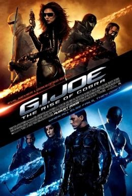 Постер фильма Бросок кобры (2009)