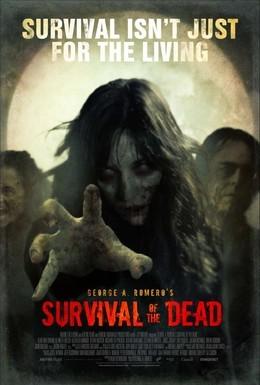 Постер фильма Выживание мертвецов (2009)