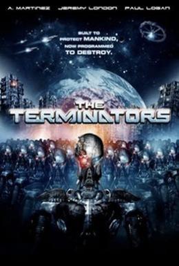Постер фильма Терминаторы (2009)