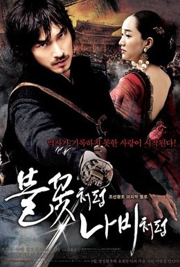 Постер фильма Безымянный клинок (2009)