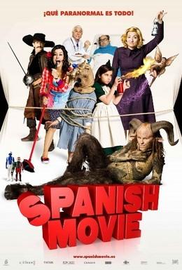 Постер фильма Очень испанское кино (2009)