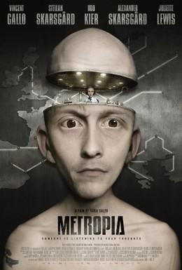Постер фильма Метропия (2009)