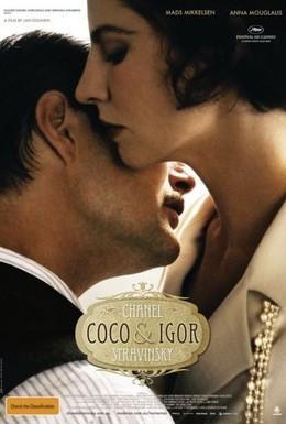 Постер фильма Коко Шанель и Игорь Стравинский (2009)