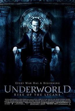 Постер фильма Другой мир: Восстание ликанов (2009)