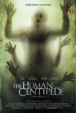 Постер фильма Человеческая многоножка (2009)